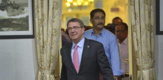 Carter in India