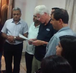 Clinton Lucknow