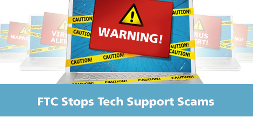 Us Commission Cracks Down On Massive Tech Support Scams