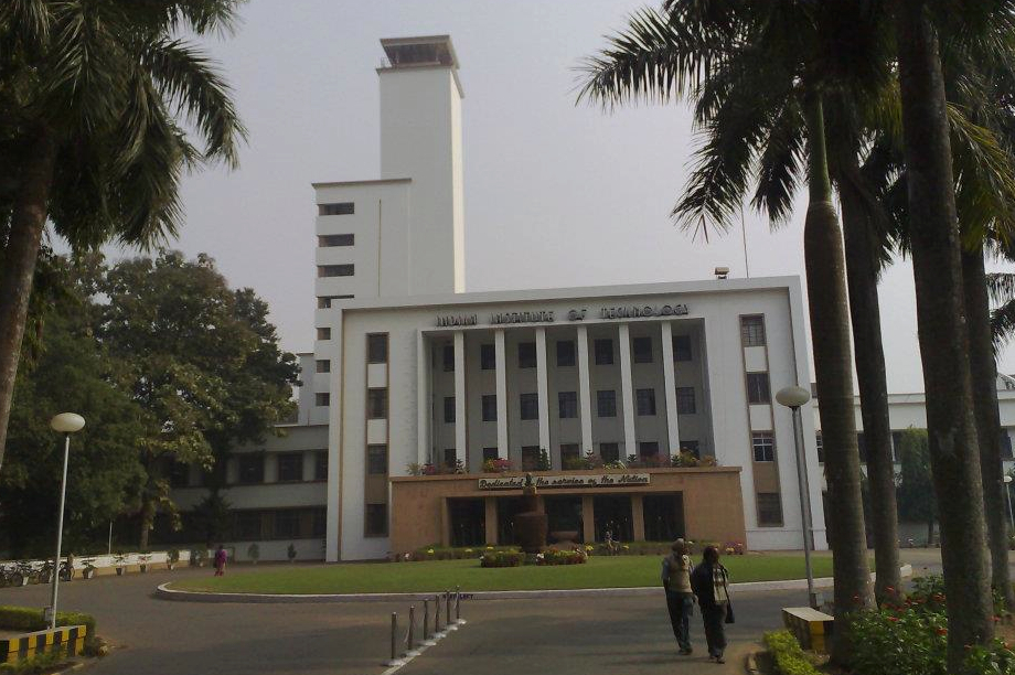IIT Kharagpur by Atul Gogtay