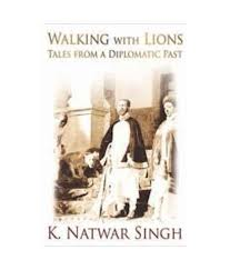 Walking with Lions-cover image