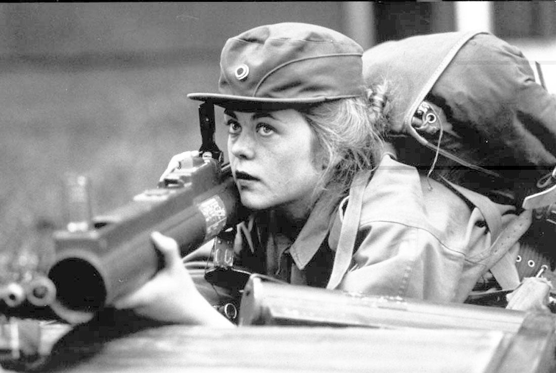 Women Combat