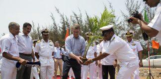 SD visits Karwar Naval Station