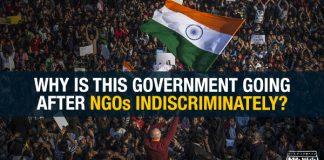 India muzzles NGOs