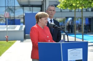 Remarks by Angela Merkel, Chancellor of Germany at the dedication of the Berlin Wall Memorial