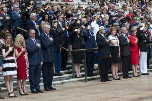 Kelly at Memorial Day