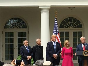 May 4 VP with Trump