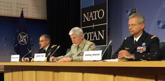 NATO Meeting May 17