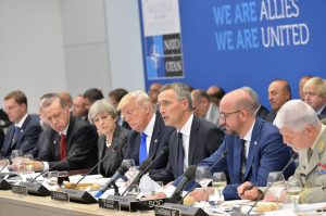 Opening remarks by NATO Secretary General Jens Stoltenberg