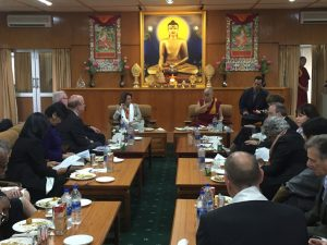 Nancy Pelosi with Dalai Lama May 2017
