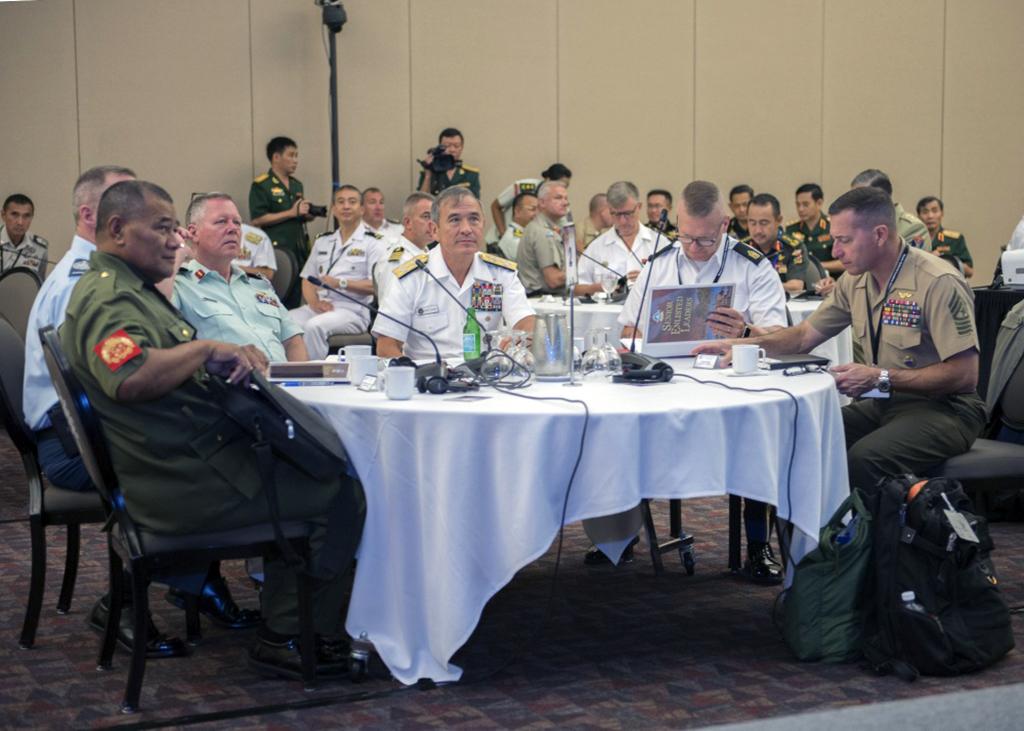 Indo-Asia-Pacific Conference in Victoria BC