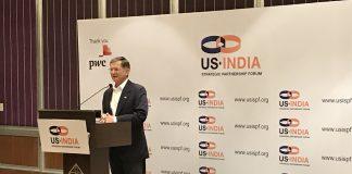 USISPF Event India