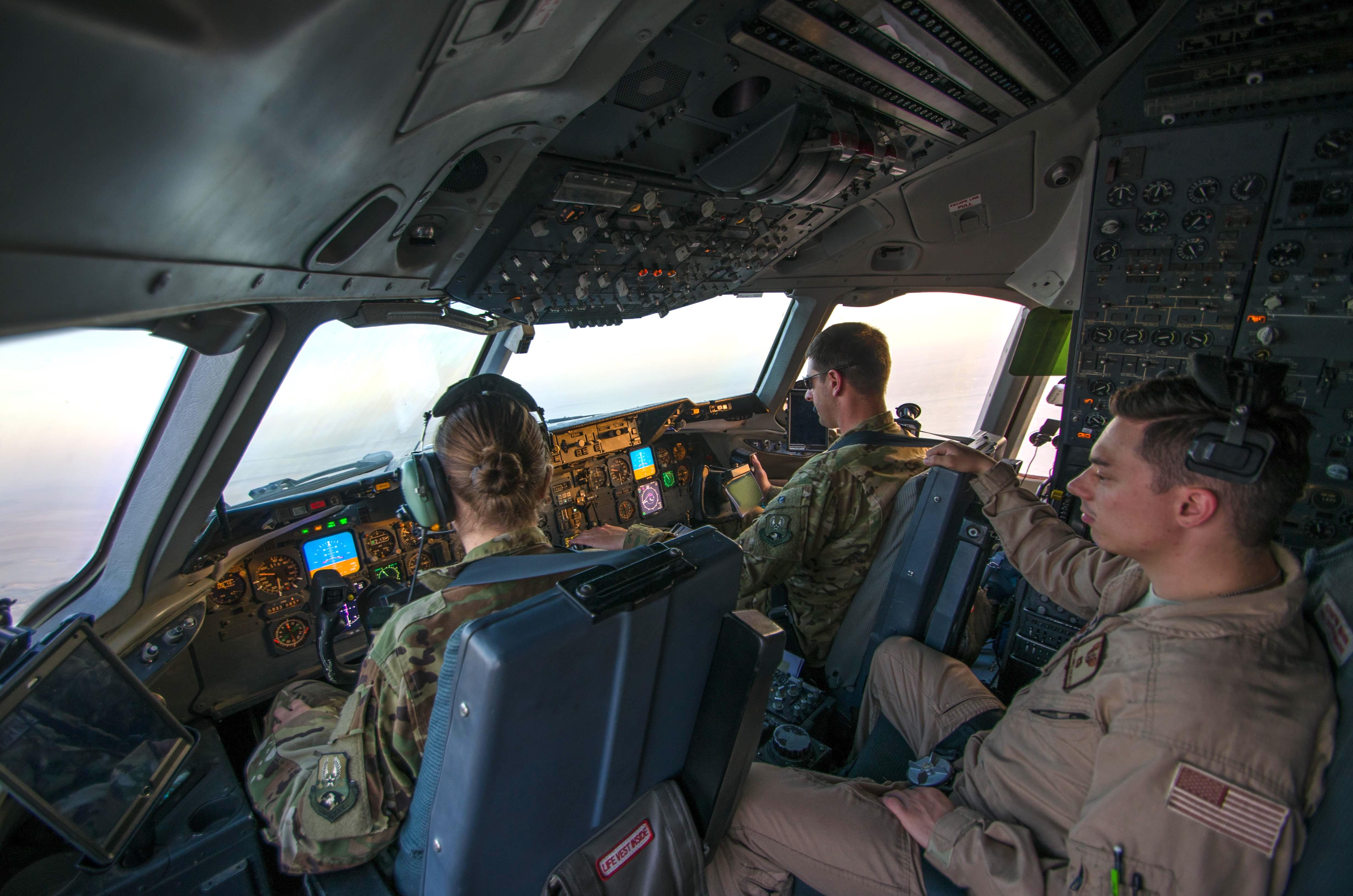 908 EARS refuels in support of new offensive campaign