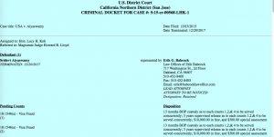 Sridevi Aiyaswamy Fraud Case