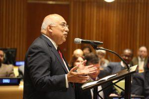 UN Award Ravi Batra