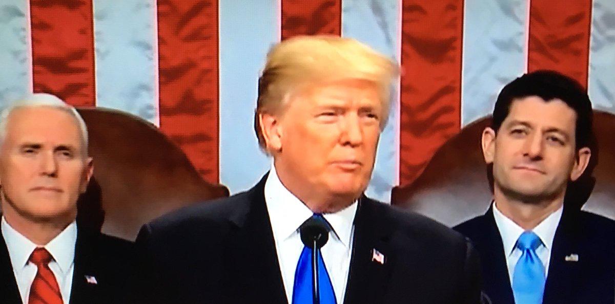 Trump at SOTU