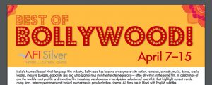 Bollywood Film Fest Logo