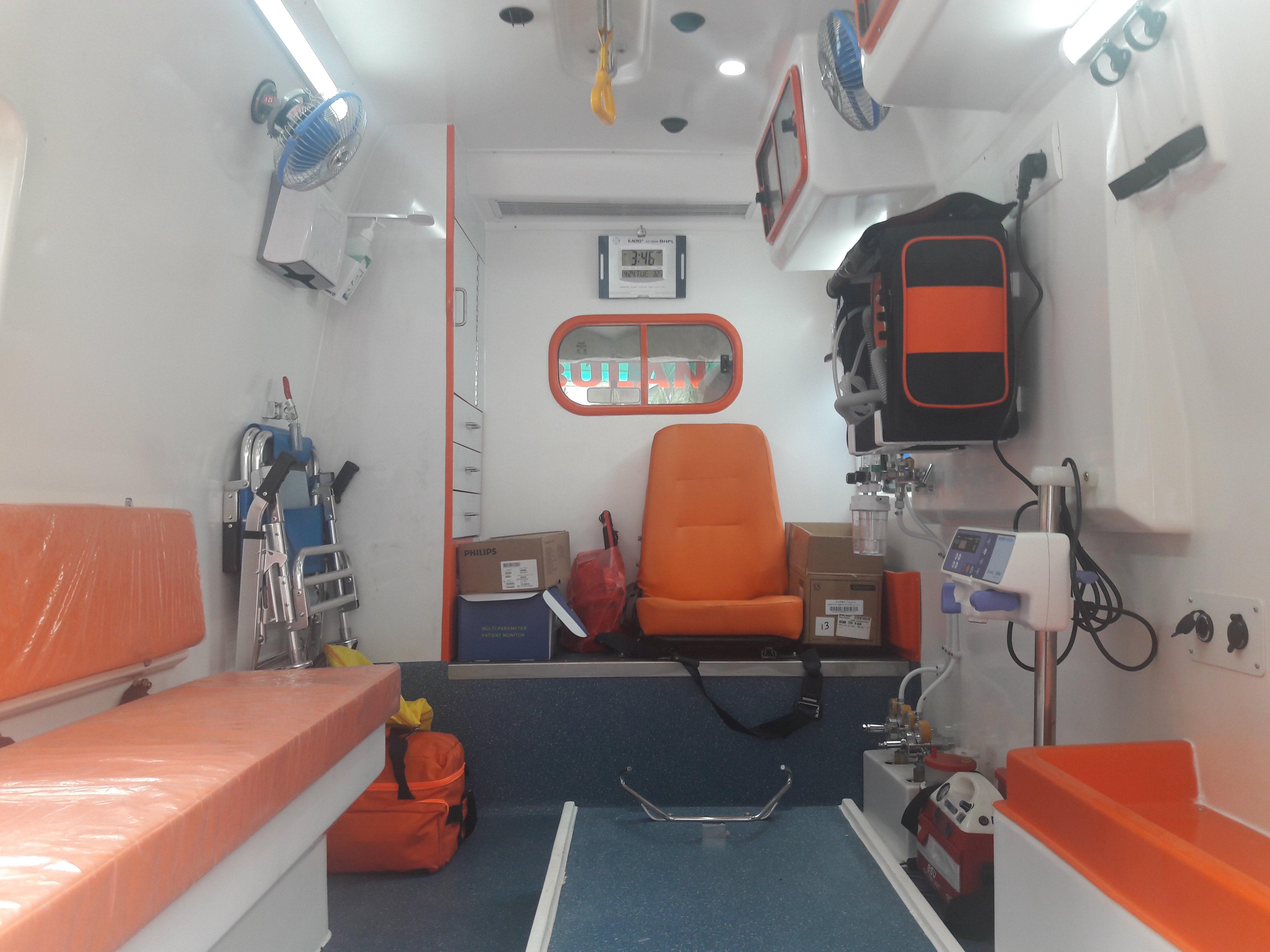 IIT Ambulance 2