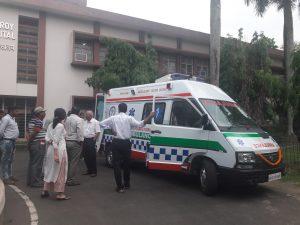 IIT Ambulance 3
