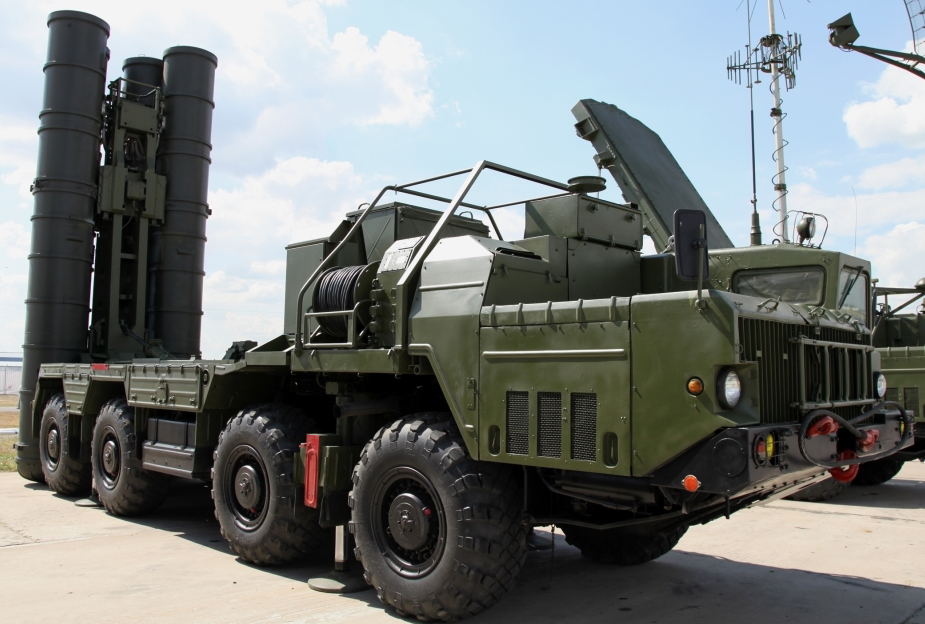 S 300 Russian Missiles