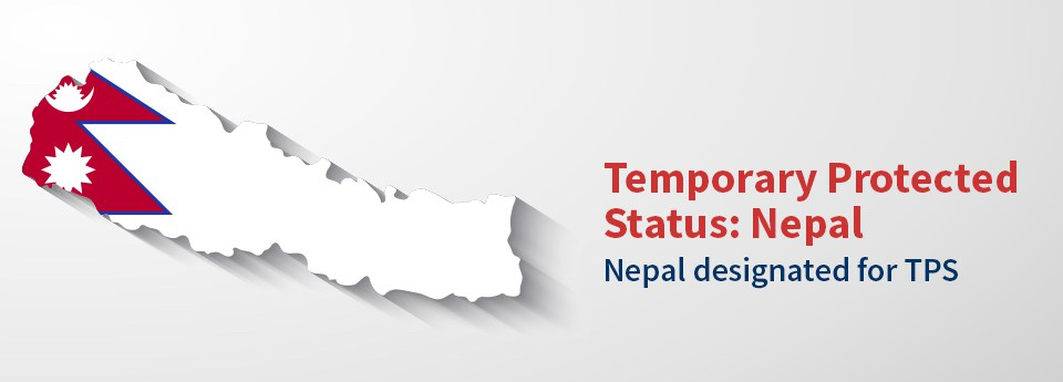 TPS Nepal from USCIS