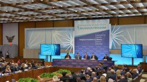 Religious Freedom Session Pompeo