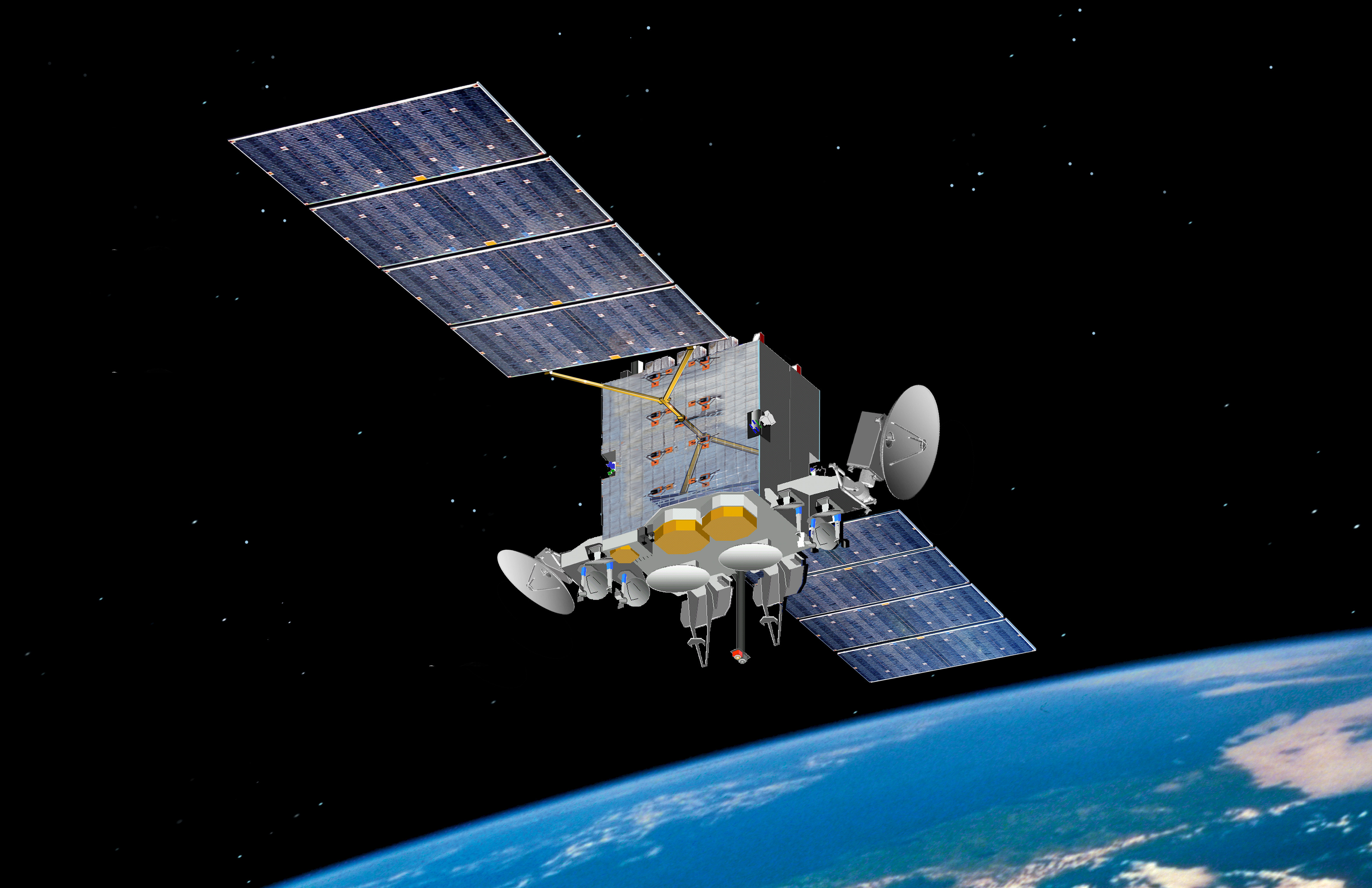 Advanced Extremely High Frequency Satellite