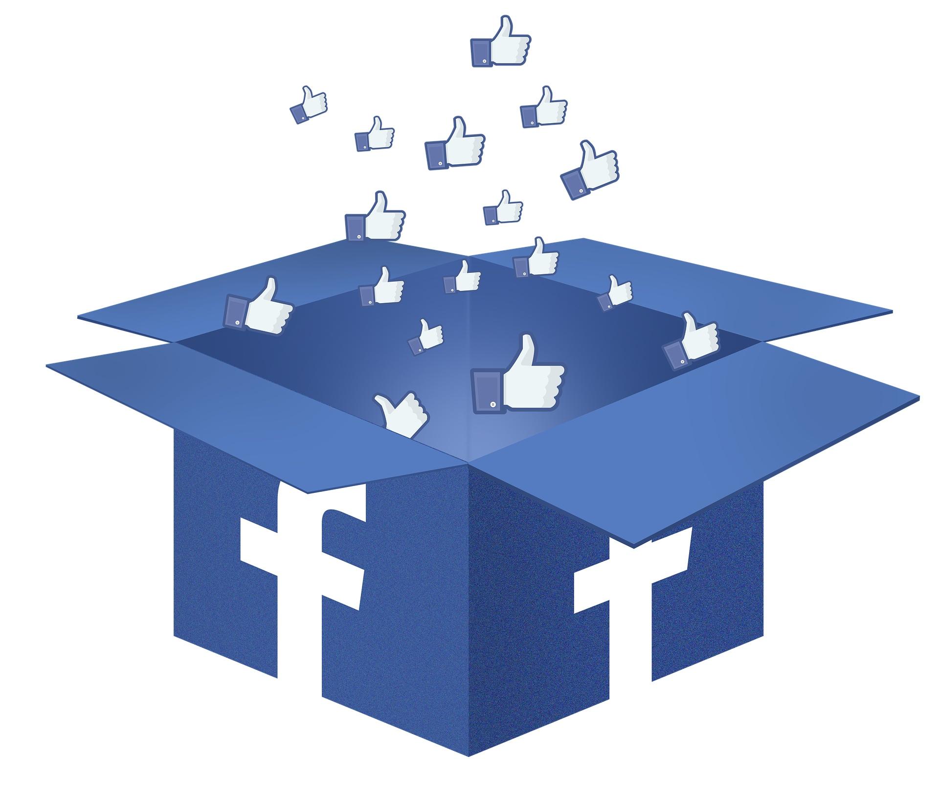 Facebook Box of Likes