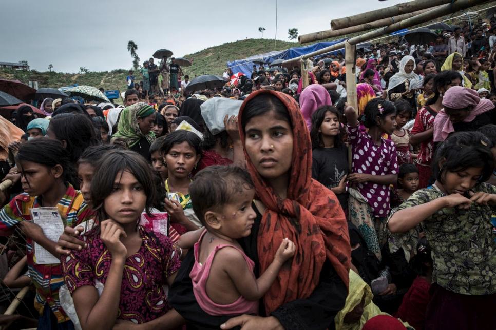 Rohingya Crisis Burma