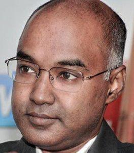 Rajesh Sundaram Headshot