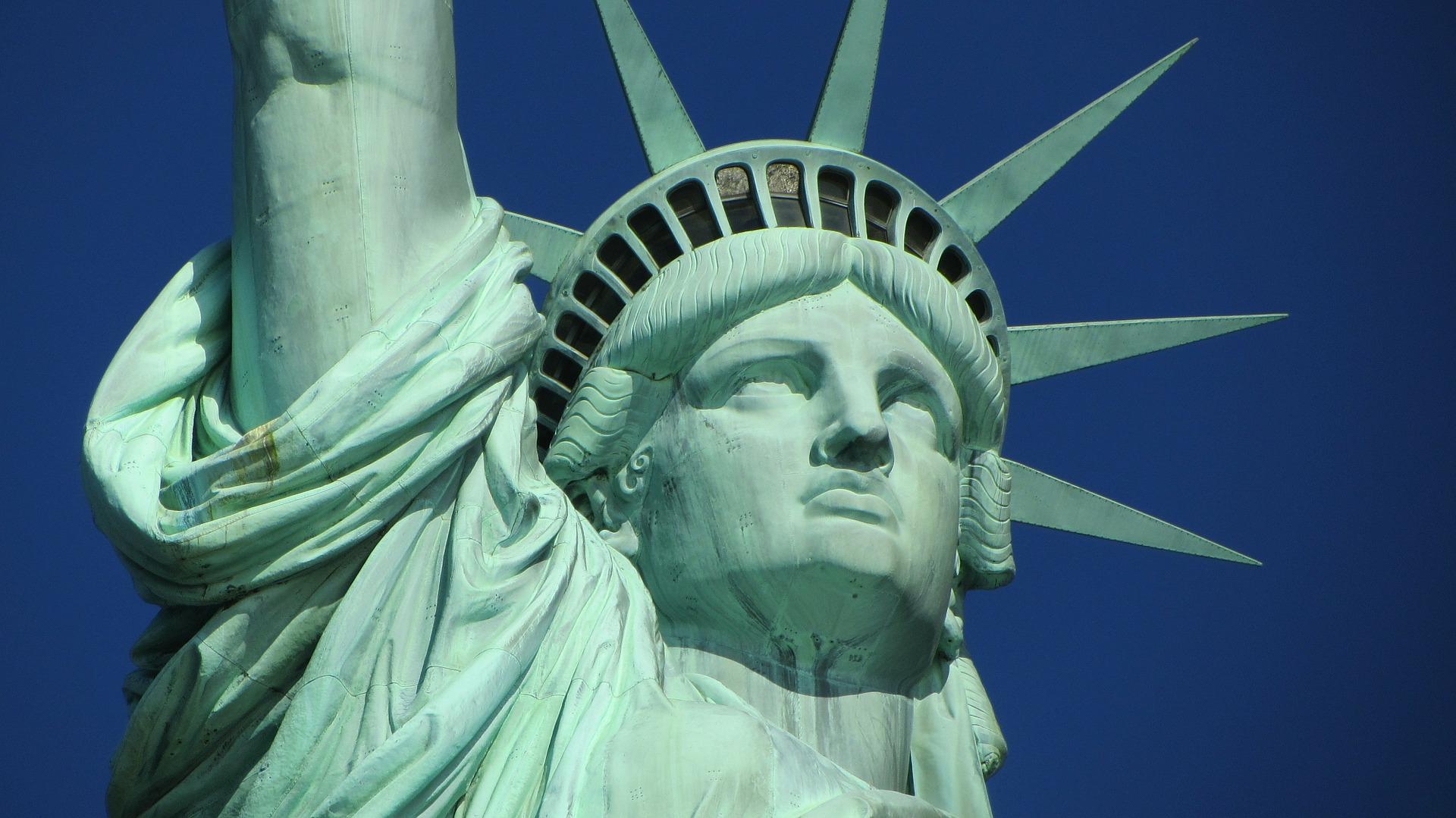 statue-of-liberty- America - US