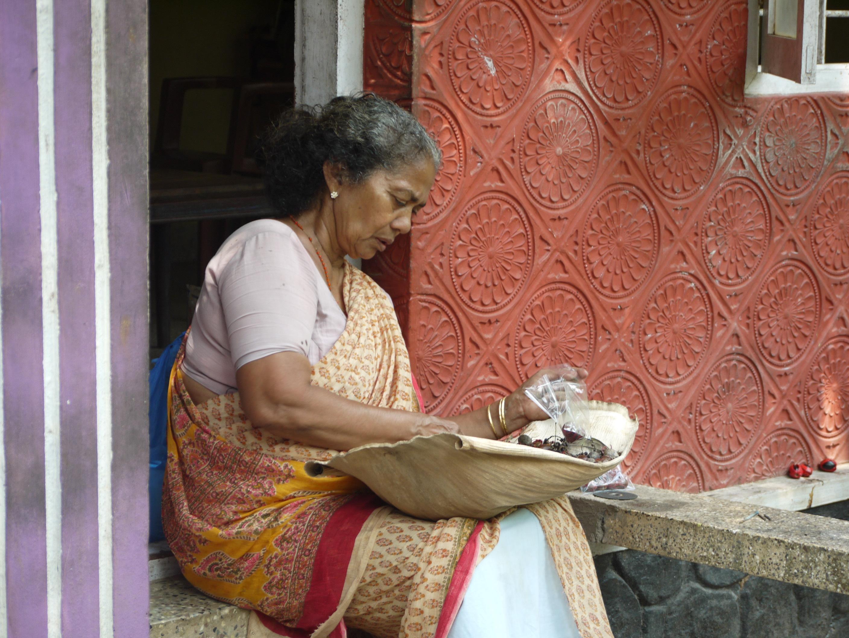 Woman in Kerala