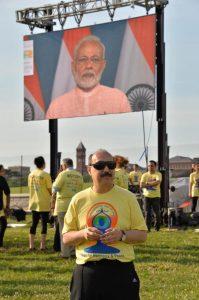 Ambassador Shringla under Modi pic