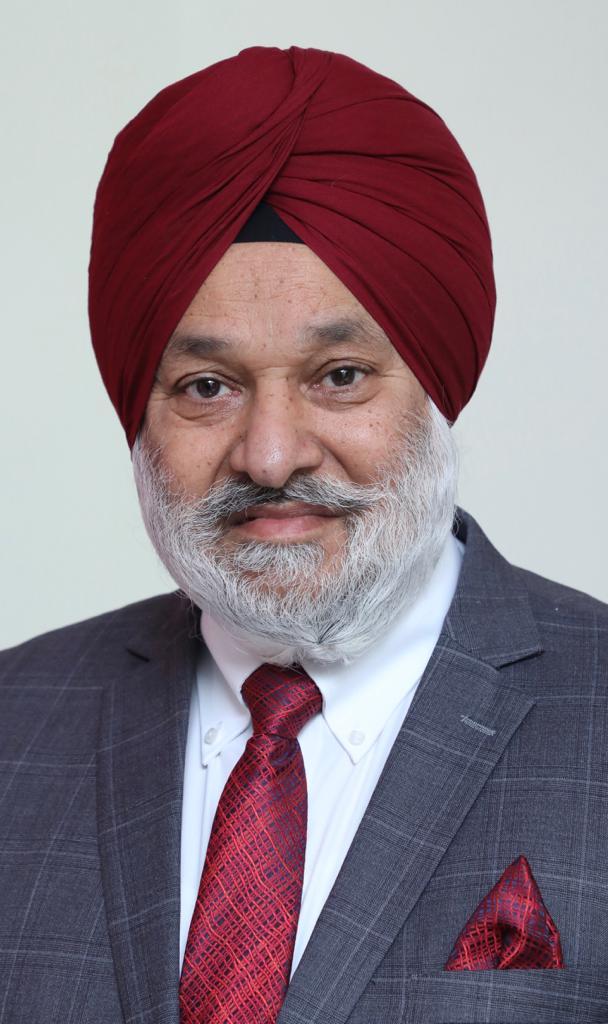 Dr. Surinder Singh Gill