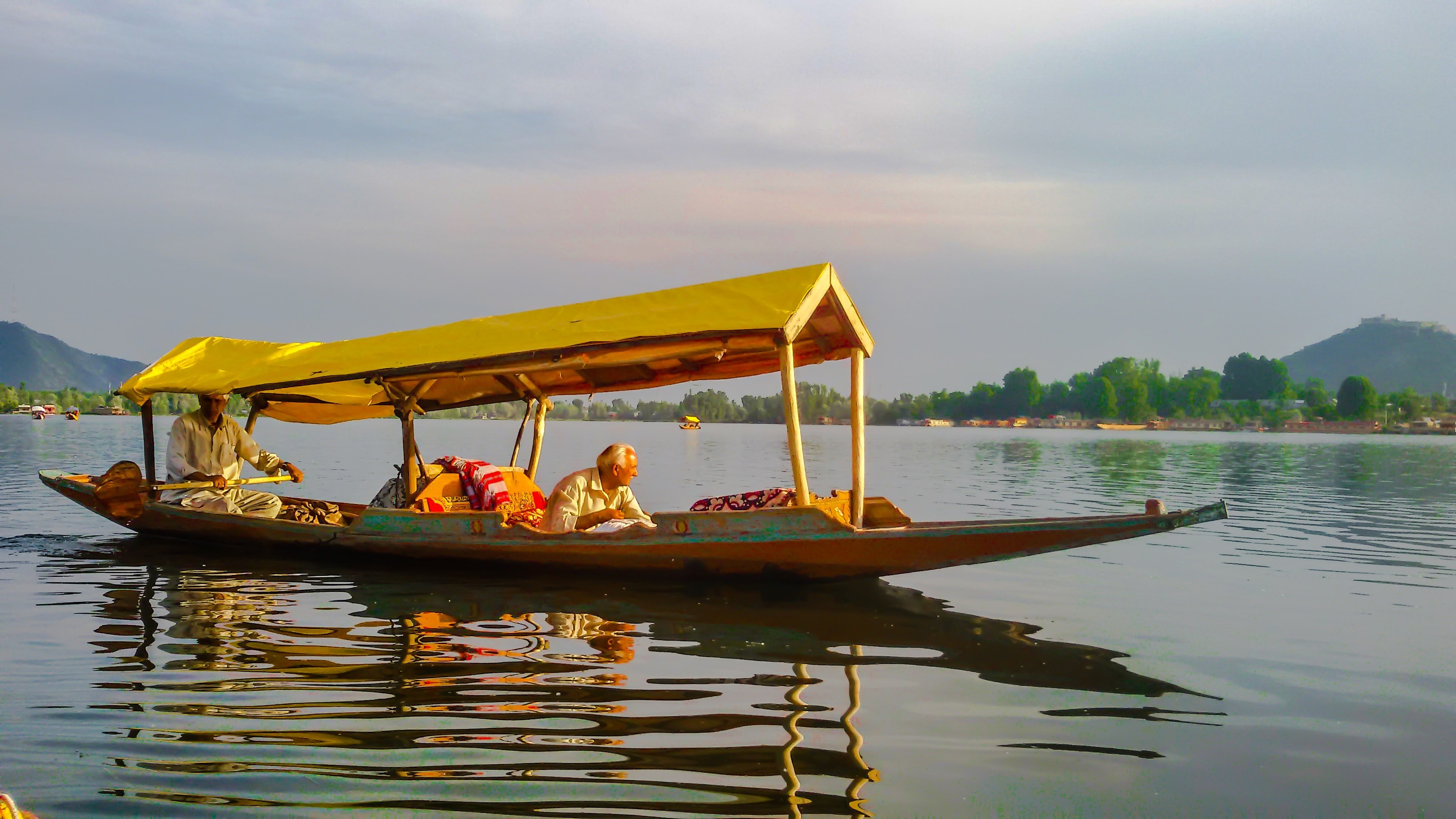 Dal Lake - Normal times for web